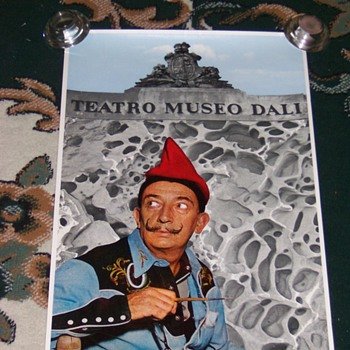 Salvador Dali - Posters and Prints