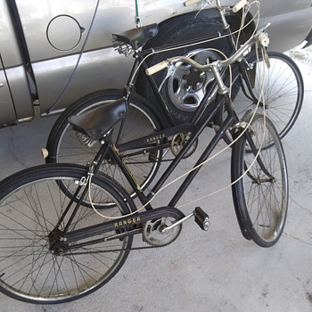 Vintage bikes - Sporting Goods