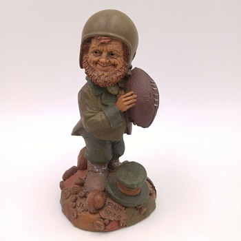 Thomas Clark gnome First Half - Figurines
