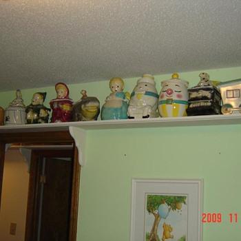 Cookie Jars part 2 - Kitchen