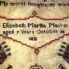 Elizabeth Martha Mackay 1821