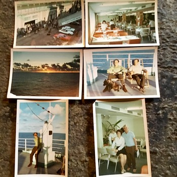 1973, cruise ship shota rustaveli, Southampton to Auckland, April/may. - Photographs