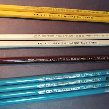Pencils Continued - Pens