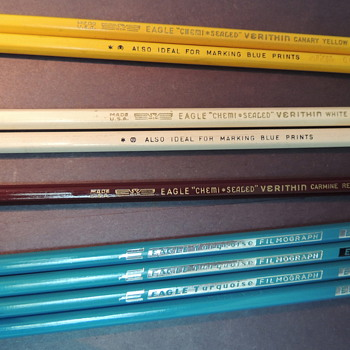Pencils Continued