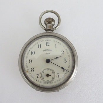R. H. Ingersoll & Bro. 18 size Back Wind & Set  - Pocket Watches