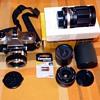 1969-yashica tl electro x 35mm-1st electronic slr camera.