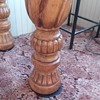 Consol/library table mystery continued.