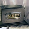 "2nd Gunmetal Grey 1937, ""Hesperus"" Model #12  Pennwood Numechron"