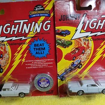Johnny Lightning! - Model Cars