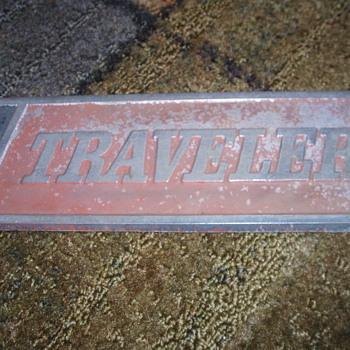 Hawthorne Traveler Emblem