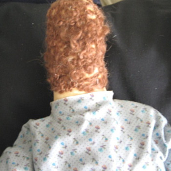 Victorian / Pioneer hand made doll - Dolls