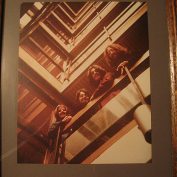 Unpublished 1969 Beatles Photo  - Music Memorabilia