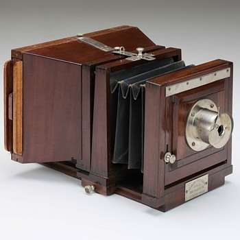 Blair Combination Camera. 1882 - Cameras