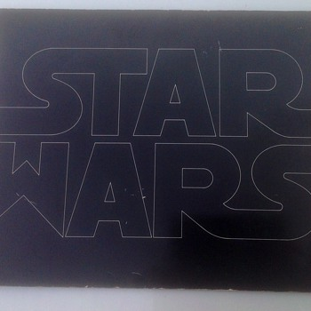 STAR WARS 1977 CAMPAIGN BOOK