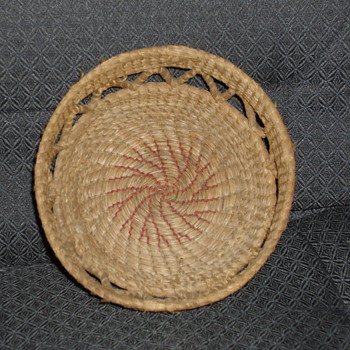 Native American Basket - Native American
