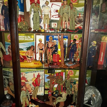 Saturday Evening Scout Post Kenner Steve Scout Collection 1974-1975 - Sporting Goods