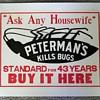 Original Peterman's Roach Food Ad ca. 1912