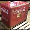 Vintage Drink Coca Cola machine