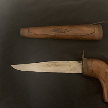 Need some advice on this dagger? - Asian
