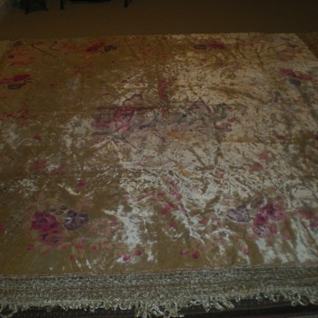 Vintage bed spread - Rugs and Textiles