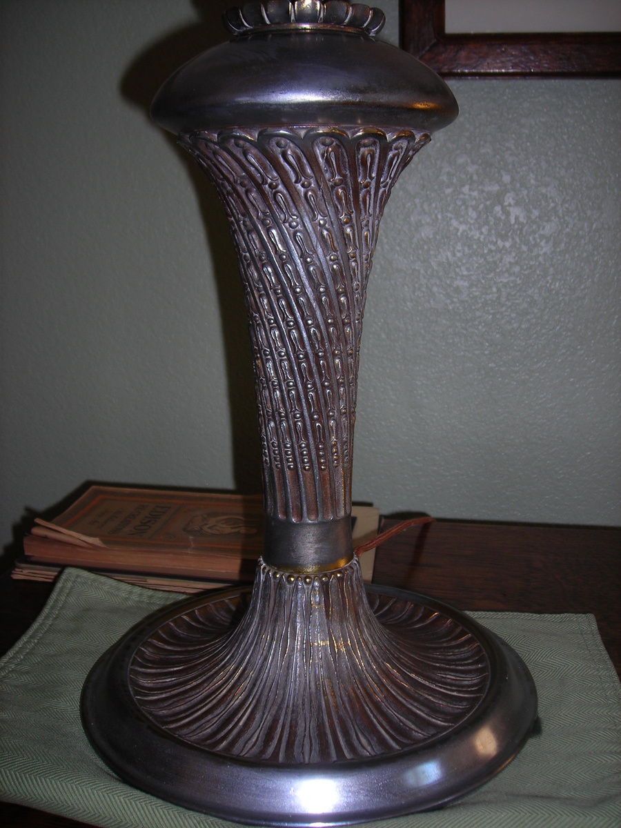 Antique Miller Table Lamp Collectors Weekly