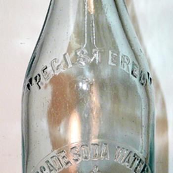 Cascade Soda Water Co. / St. Louis, Missouri - Bottles