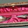 Another spoon in a nice old box