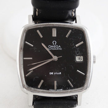 Vintage Omega Watch - Wristwatches
