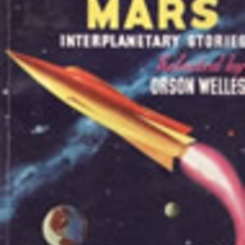 Dell 305, Invasion from Mars: Interplanetary Stories - Books
