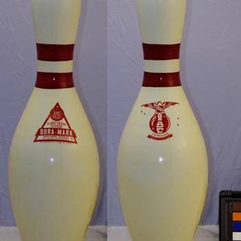 Vulcan Corp. Dura-Mark Bowling Pin - Sporting Goods