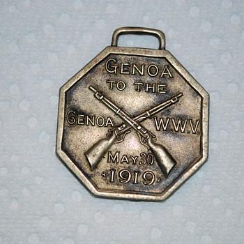1919 Medallion