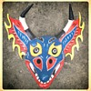 Another Hwy127 yard sale find- Manuel Sanoja Diablo Mask