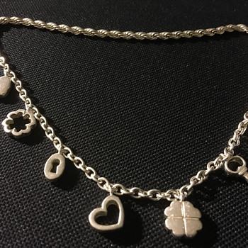 Silver necklace  - Fine Jewelry