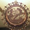 Silver Greek-Roman Brooch