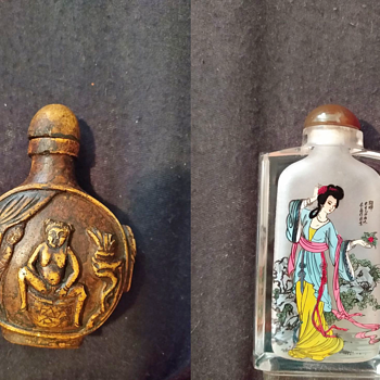 My snuff bottle collection - Bottles