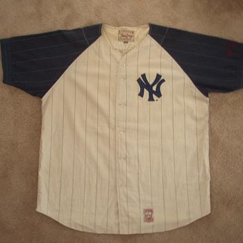 NY Yankees Jersey - Baseball
