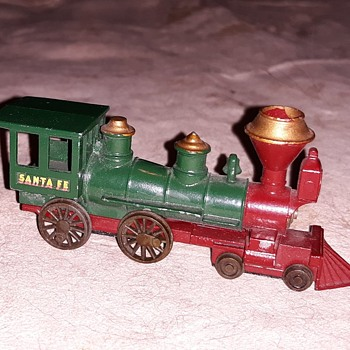 More Mighty M and M Matchbox Monday Y-19 American 4-4-0 Locomotive 1959-1965 - Model Cars