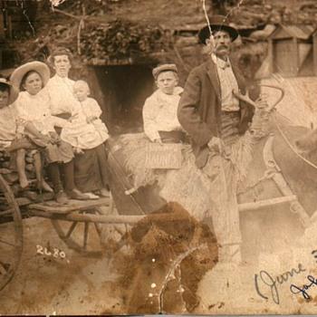 Vintage Picture 1911--Missouri
