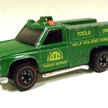 1975 Hotwheel Ranger Rig - Model Cars