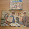 Man From U.N.C.L.E. 1960's Puzzles