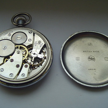 2 Beautiful pocket watches - un-named - Pocket Watches