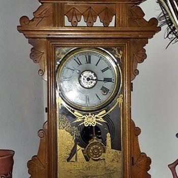 Please Help to Identify My E. N. Welch? Clock - Clocks