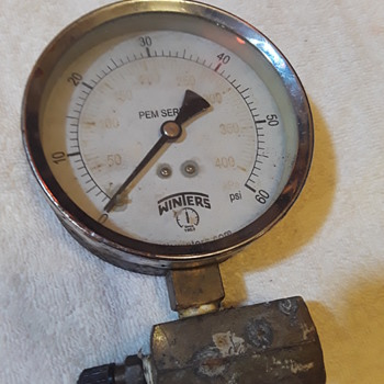 some kind of pressure gauge - Tools and Hardware