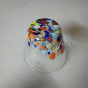 Dessert cups - Art Glass