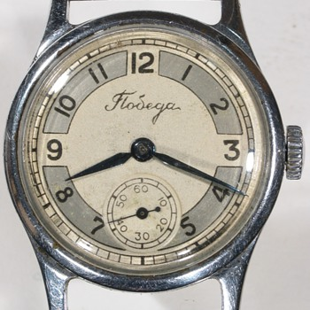 Russian Men's Wristwatch - Flodsega - Wristwatches