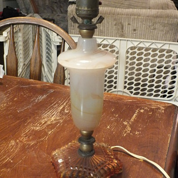 Onyx lookalike? - Lamps