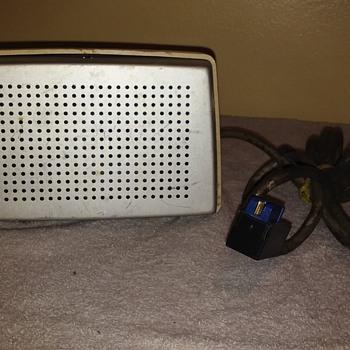 WESTERN ELECTRIC/Bell System telephone speaker - Telephones