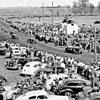 early racetrack photo