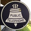 Bell Public Telephone Sign!