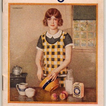 1930 - Arm & Hammer Baking Soda Recipe Booklet - Books